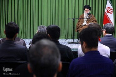 Leader Underlines Vigilance against US Plots