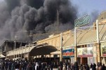 Iranian Pilgrims Injured in Hotel Fire in Najaf