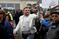 Founder of Anti-Islam Group Pegida Barred from Entry to UK