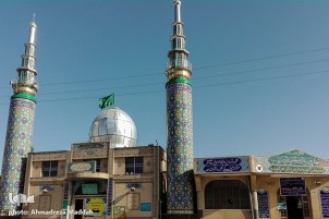 Holy Shrine of Imamzadeh Sayyed Hussein (AS)