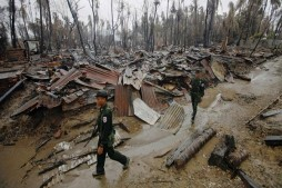 ICC Pushes to Investigate Atrocities Committed against Myanmar Rohingya