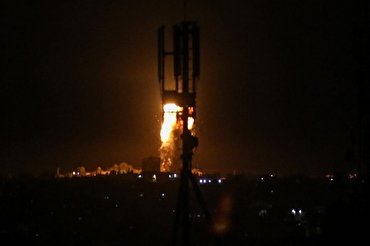 Israeli Airstrikes Target Multiple Sites in Besieged Gaza