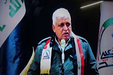 PMU Chief Reiterates Expulsion of US Forces from Iraq