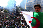 Algerian Police Out in Force on Protests Anniversary