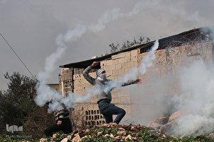 Zionist Forces Attack Rally against Settlement Construction in West Bank